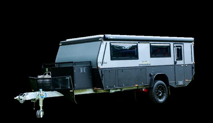 ranger offroad camper trailer