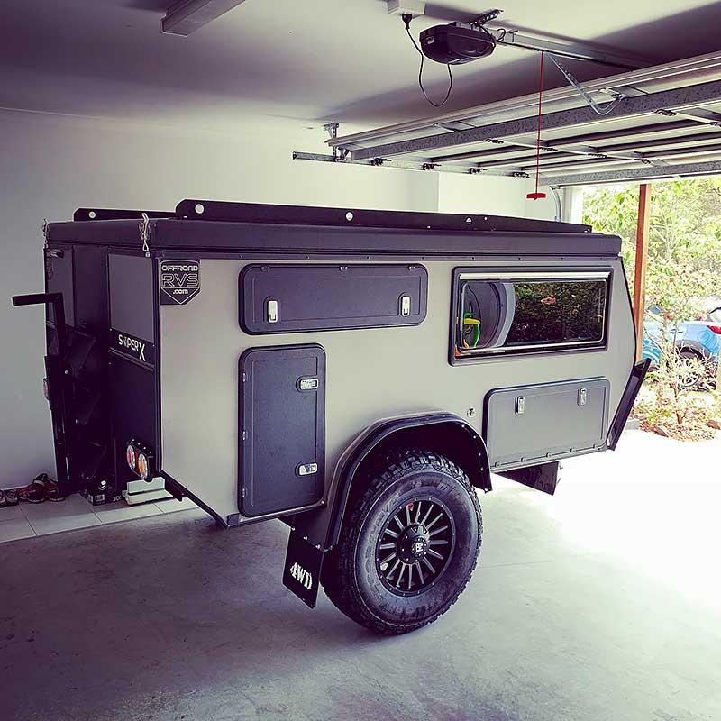 offroad rvs sniper x9 compact garage storage