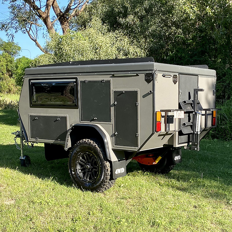 offroad rvs sniper x9 left side rear