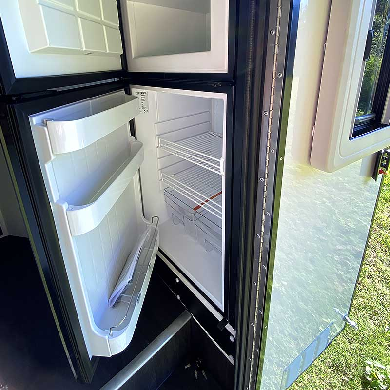 offroad rvs titanium fridge