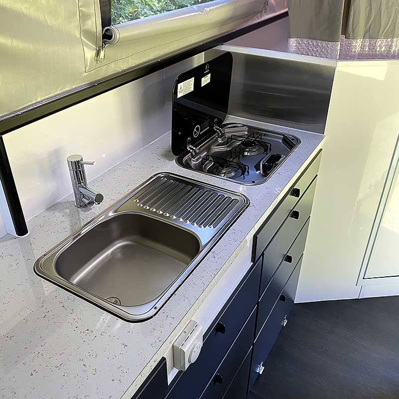 offroad rvs titanium internal kitchen