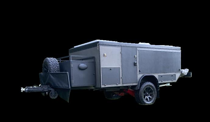 rvs x11 offroad camper trailer